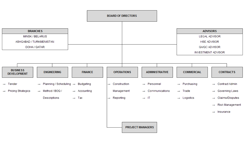 organizational venture